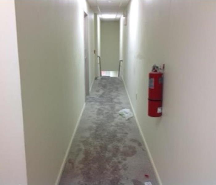 Fire Extinguisher Dust - Bethlehem, PA Before